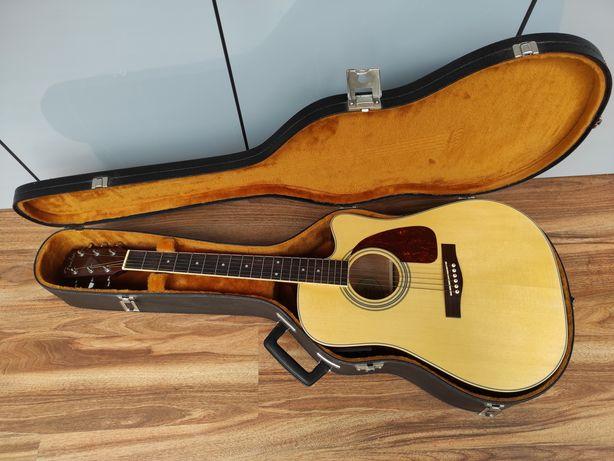 Guitarra acústica Fender + mala de proteção