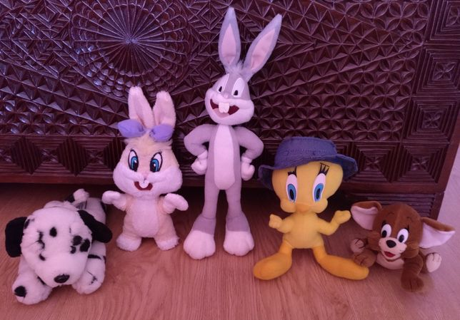 Peluches Warner Bros/Disney