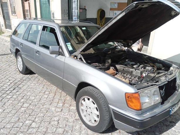 Mercedes td w124