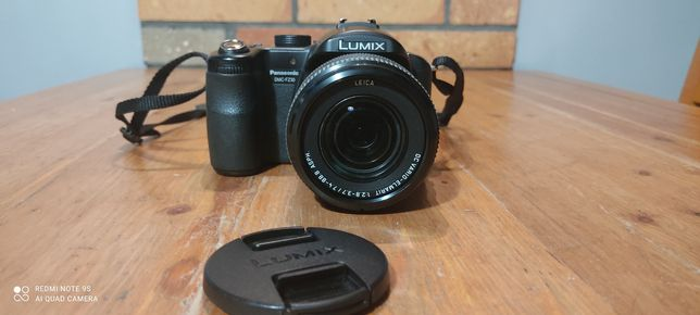 Aparat cyfrowy Panasonic Lumix DMC-FZ30