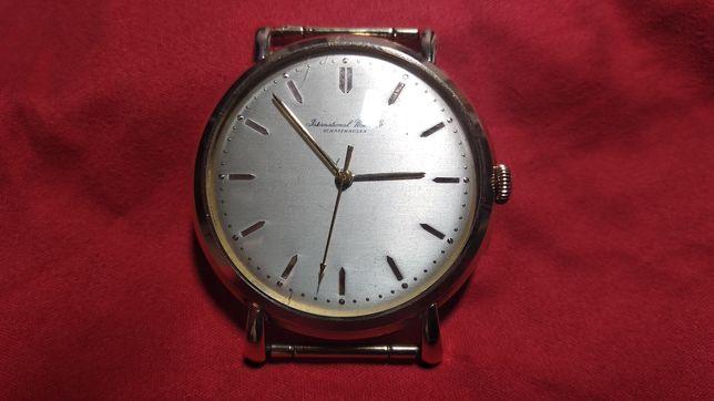 Złoty zegarek IWC Schaffhausen