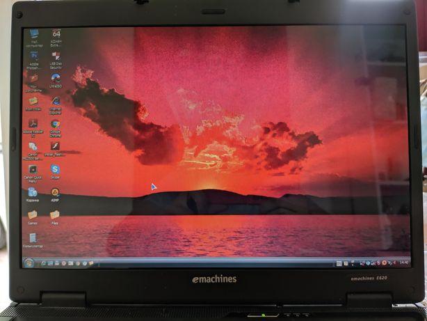 Ноутбук, ноут, комп'ютер, компьютер Emachines E620