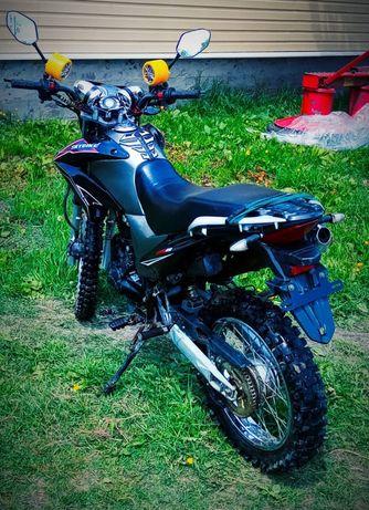 Мотоцикл Status 200