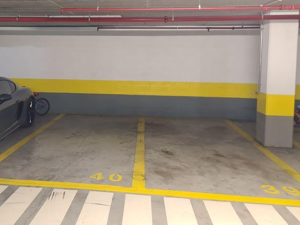 Aluguer 2 lugares de Garagem EXPO - Parque das Nações