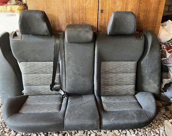 Задний диван Skoda a5