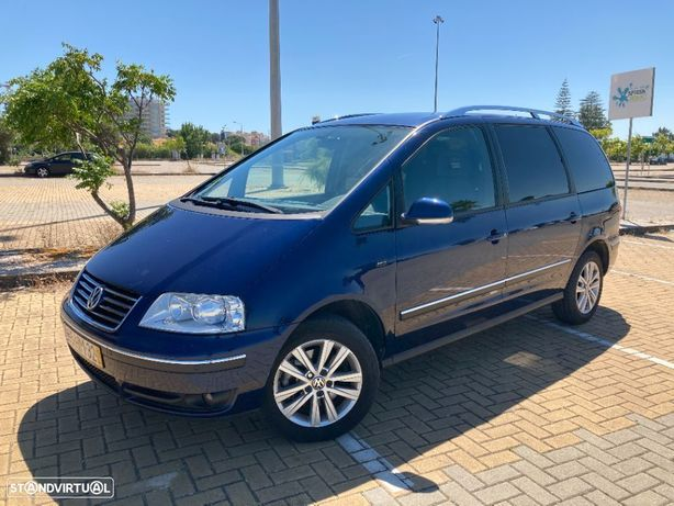 VW Sharan 2.0 TDi BlueMotion