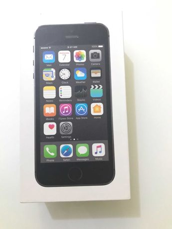 iphone 5s 16gb como novo
