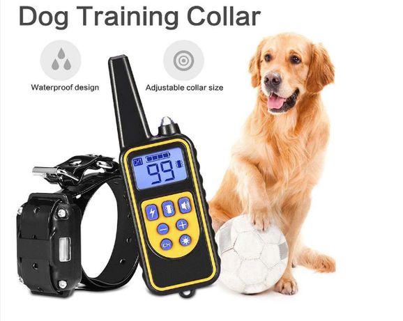 Coleira Eléctrica para Cães