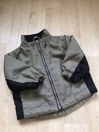 Куртка ветровка на мальчика 12-18 мес