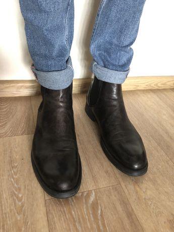 Ботинки челси Geox