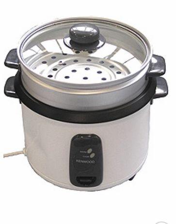 Máquina de fazer arroz e cozer a vapor KENWOOD
