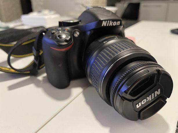 Nikon d5200 фотоаппарат