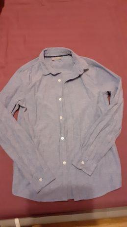 Niebieska koszula 146