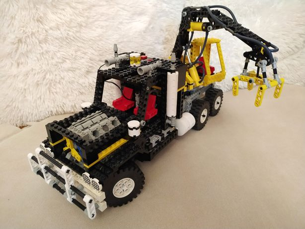 Lego Technic Air Tech Claw Rig 8868 (1992 год)