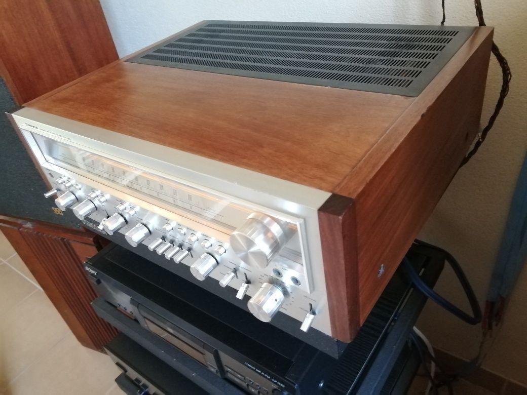 Receiver Pioneer SX 1050 (qualidade e potência vintage)