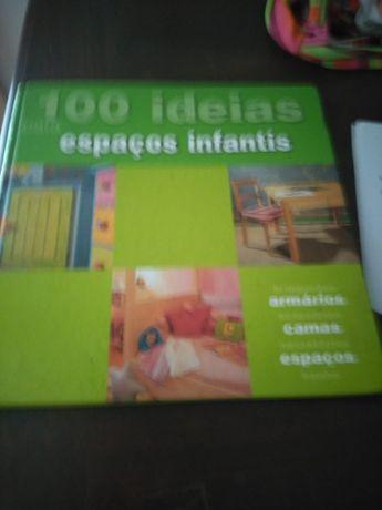 100 ideias para quartos infantis