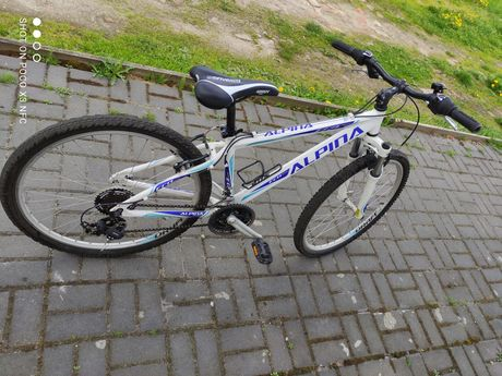 Rower Alpina Eco M 10,koła 26'