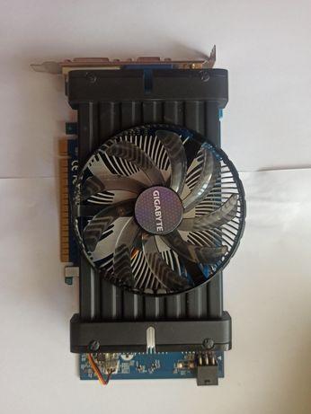 Игровая видеокарта Gtx 550 ti