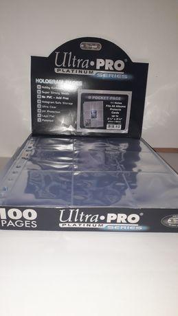 Micas arquivadoras 9 espaços Ultra Pro PLATINUM