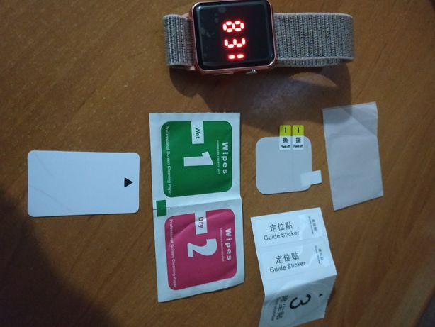 Защитная пленка на Apple watch 44