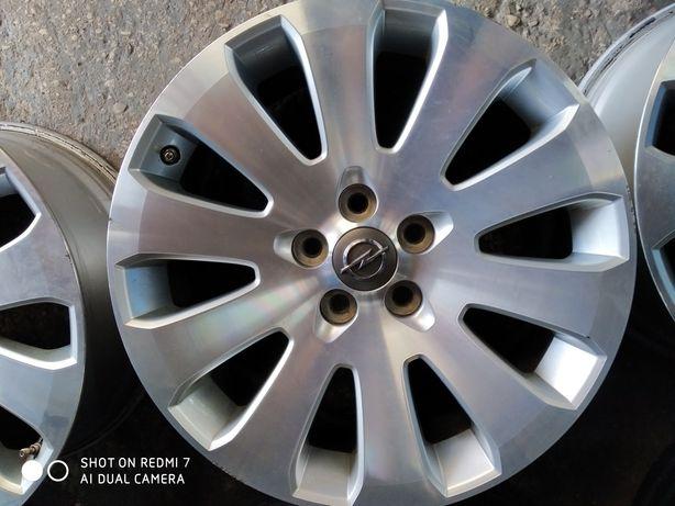 Felgi aluminiowe 5x120x19 Opel Insignia oryginał
