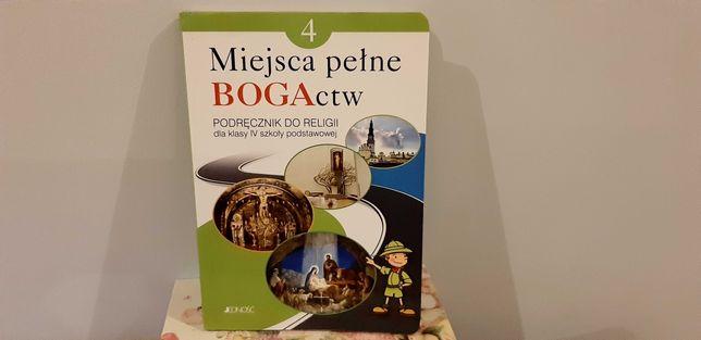 Miejsca pełne BOGActw podręczniki kl 4b