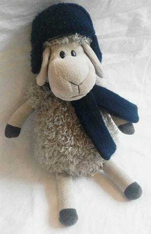 Игрушка мягкая овечка для ребёнка подарок детский для дома интерьера