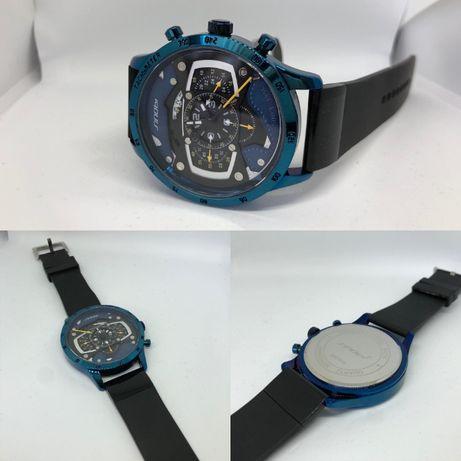 Nowy Zegarek męski Sinobi Racing *OKAZJA* chronograph wodoodporny