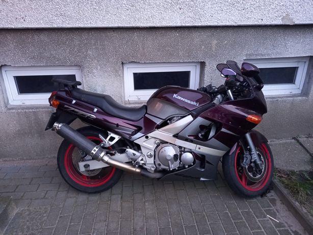 Kawasaki zzr 600 A2
