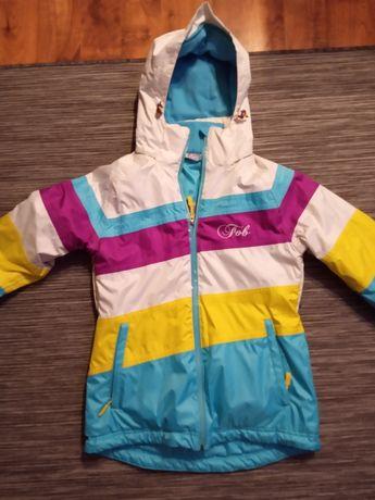Sprzedam kurtkę narciarską FOB (druga marka 4F) rozmiar S