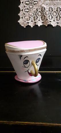 Disney чашка косметичка шкатулка