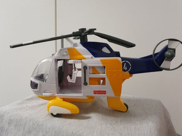 Helikopter fisher price