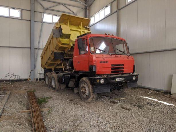 Самосвал Tatra 815 (1990)