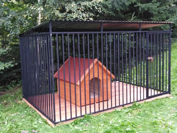 Kojce Klatki Boksy Kojec dla psa 2,5x2m