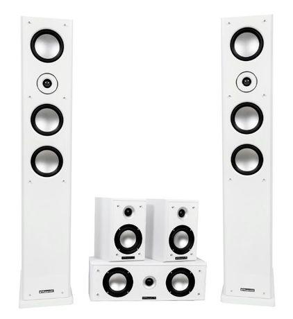 Новая мощная Аудиосистема для домашнего кинотеатра MT-Power Elegance 2
