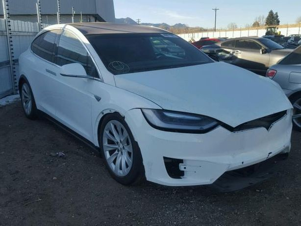 Запчасти Tesla Model x