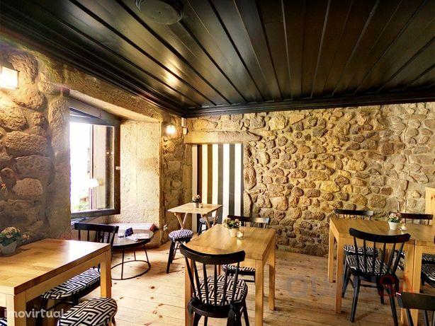 Trespasse de bar/restaurante no centro histórico de Braga
