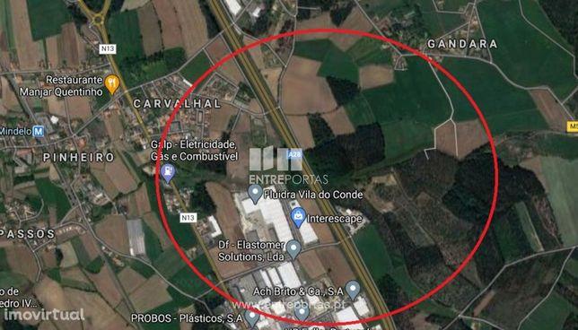 Venda de Terreno com 28000 m2, Fajozes, Vila do Conde