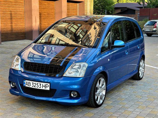 Opel Meriva OPC 180 hp