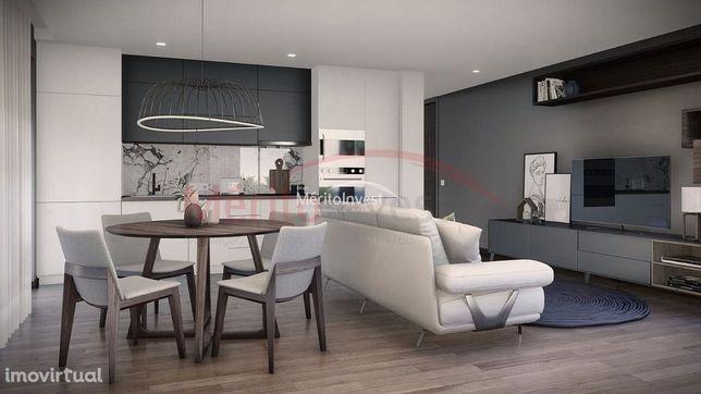 Novos Apartamentos T1 próximos ao centro da cidade V.N.Famalicão , des