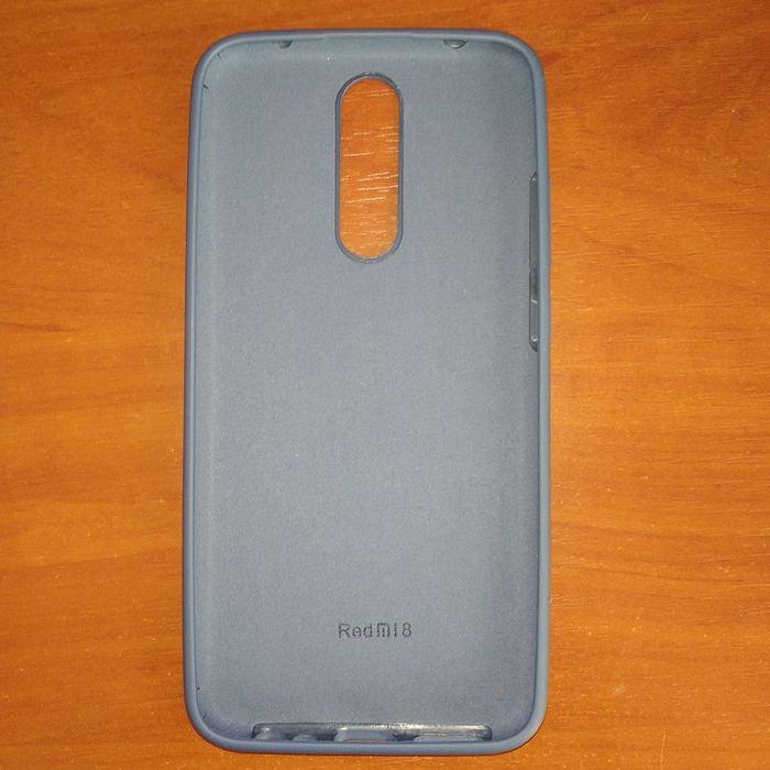 Чехол на Xiaomi Redmi 8 ( Темно Синий ) Умань - изображение 1