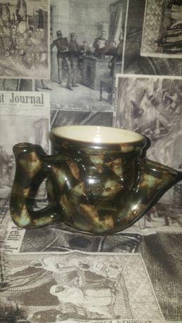 Чашка керамическая 2в1