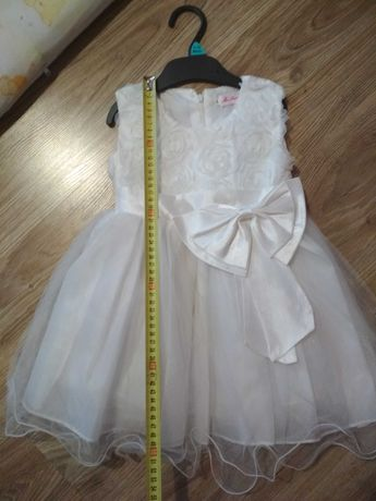 Sukienka elegancka r 86-98