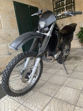 Yamaha Dtr 16.9 Kw