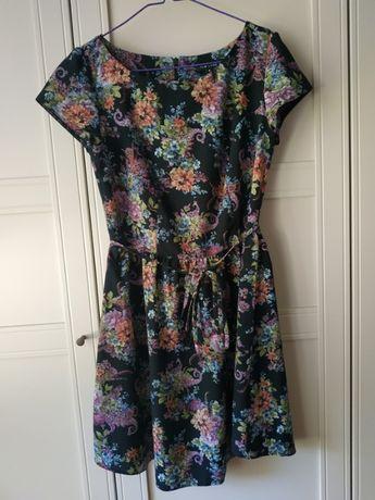 Sukienka New Look krótka sukienka , sukienka w kwiatki