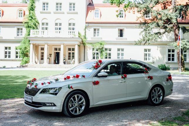 Auto na ślub i wesele