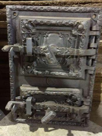 drzwiczki pieca kaflowego