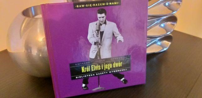 """Elvis CD """"Elvis i jego dwór """""""