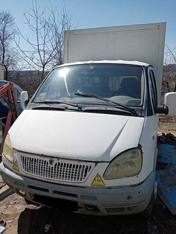 ГАЗ 3302 фургон изотермический
