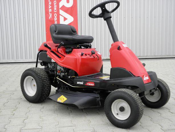 Traktorek kosiarka MTD 76 SD (230301) - Baras